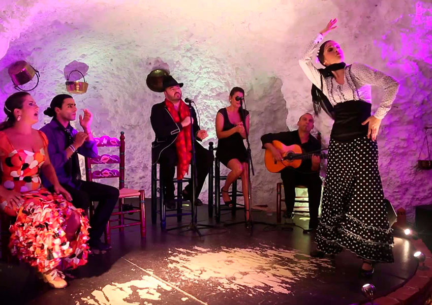 Despedida soltera flamenca Granada