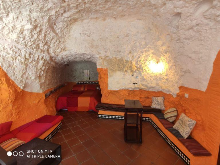 Alojamiento despedidas en Granada